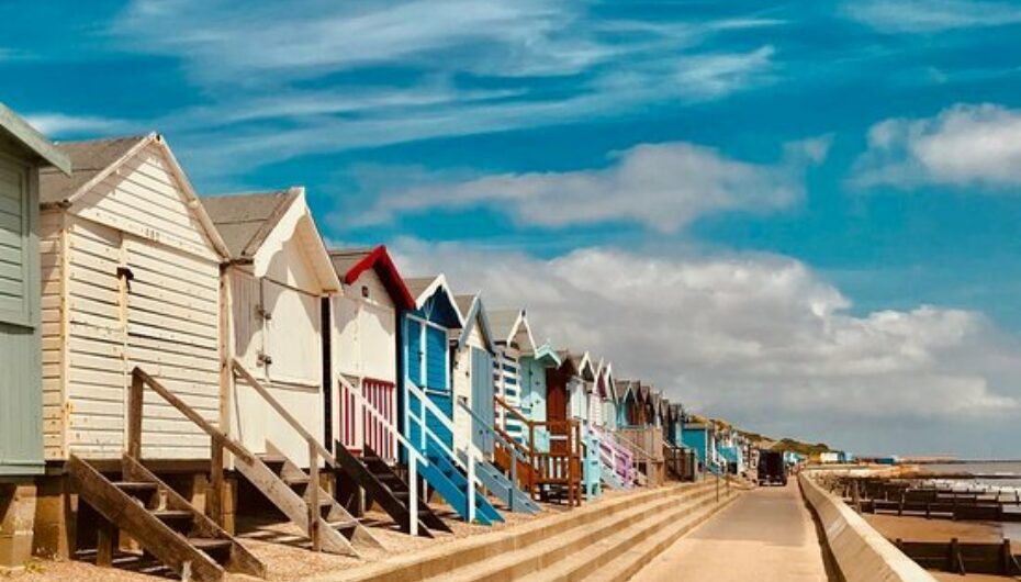 Increase in 'staycationing' sees Beach Hut values soar News Post Image