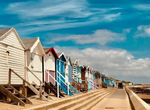 News Image for Increase in 'staycationing' sees Beach Hut values soar