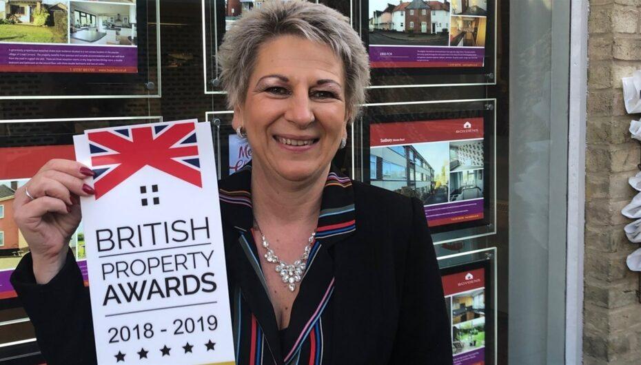 Lettings award success for Sudbury News Post Image